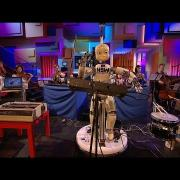 Robot orchestra perform Doctor Who theme - Royal Institution Christmas Lectures 2014 - BBC Four